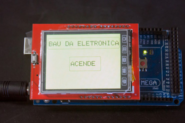 Funcionamento do Display LCD